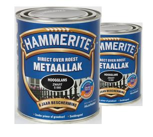 Hammerite DualTECH verbeterde formule